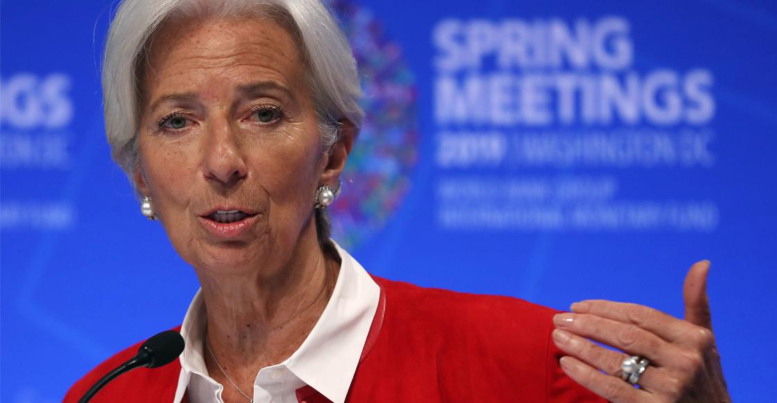 Christine Lagarde deja temporalmente el FMI; está nominada para dirigir el Banco Central Europeo