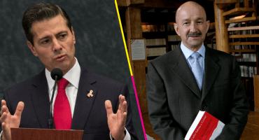 Ya salió el peine: Involucran a EPN y a Carlos Salinas en el Caso Collado