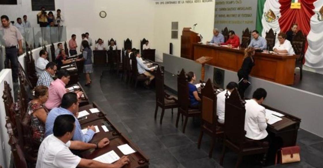 """¡Tssss! Congreso de Tabasco aprueba la """"Ley Garrote"""" contra protestas"""