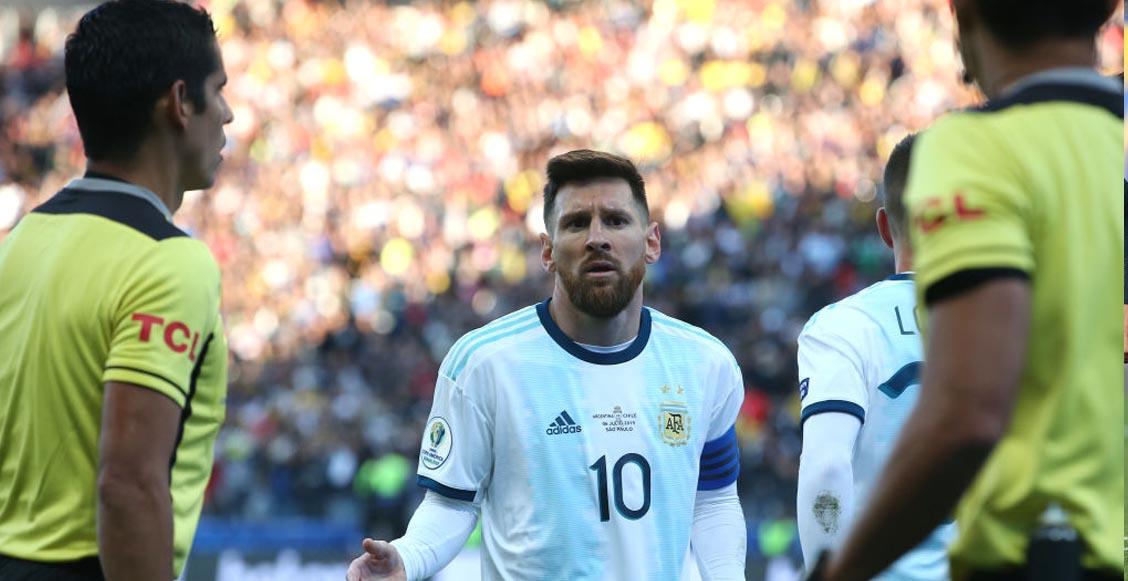 Conmebol le responde a Messi y lo acusa de lanzar 'acusaciones infundadas'