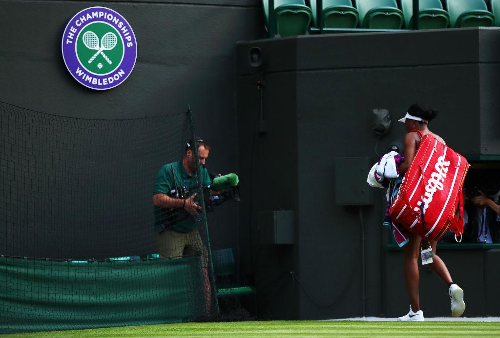 ¡El futuro es hoy! Tenista de 15 años eliminó a Venus Williams de Wimbledon