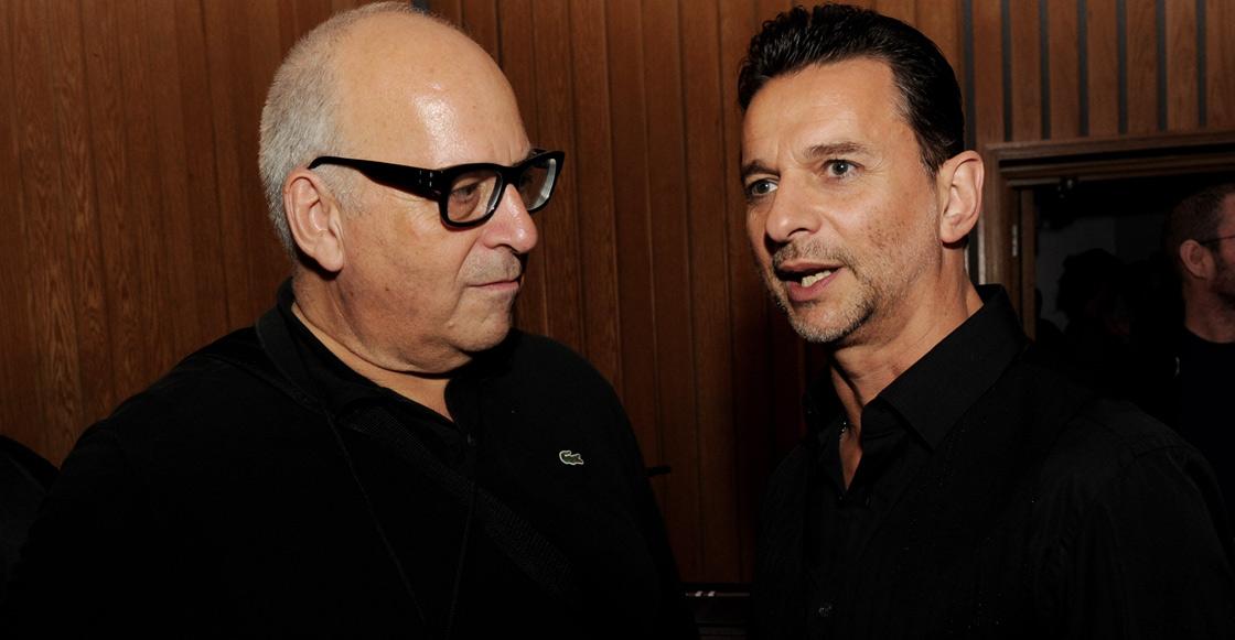 Daniel Miller, el genio detrás de Mute Records que lanzó a la fama a Depeche Mode