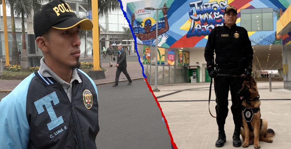 Así será el desplegado de seguridad para los Juegos Panamericanos de Lima 2019