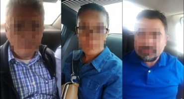 Detienen a tres exfuncionarios de Finanzas de la CDMX; los acusan de desviar 190 mdp