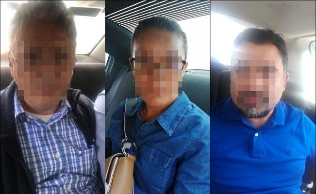 Capturan a tres acusados de desviar dinero del gobierno capitalino