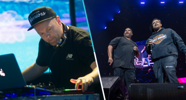 DJ Shadow une fuerzas con De La Soul en