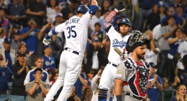 Dodgers y Padres terminaron su partido en Los Ángeles pese a temblor de 7.1 grados