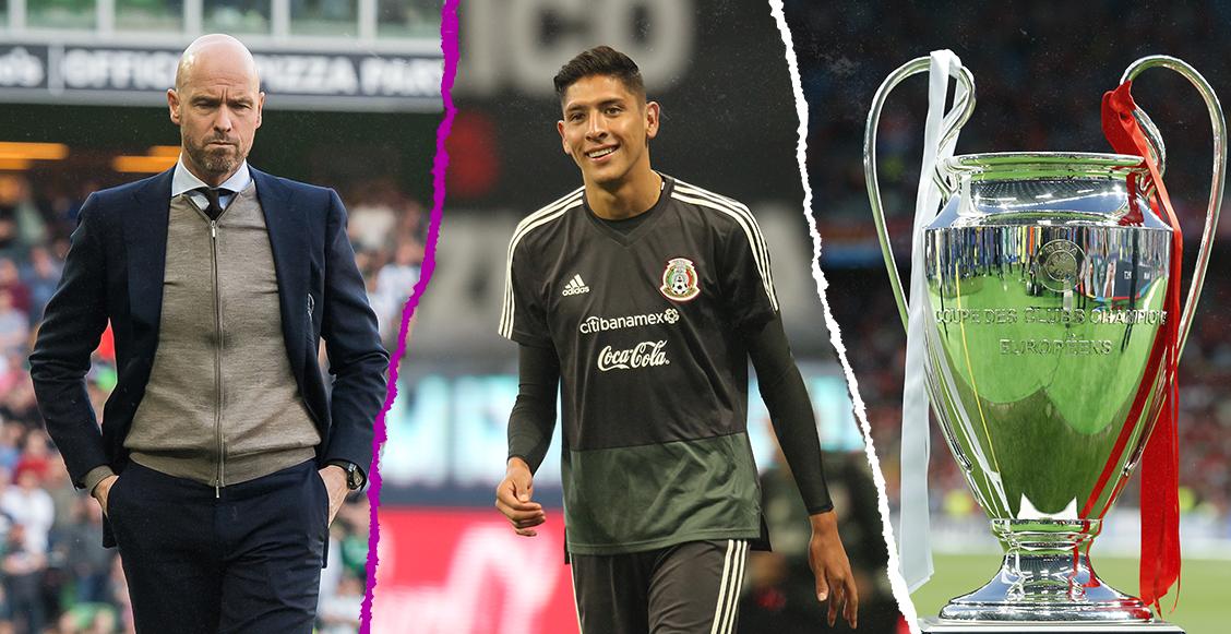 Los motivos por los que Ajax es mejor opción para Edson Álvarez que Wolverhampton