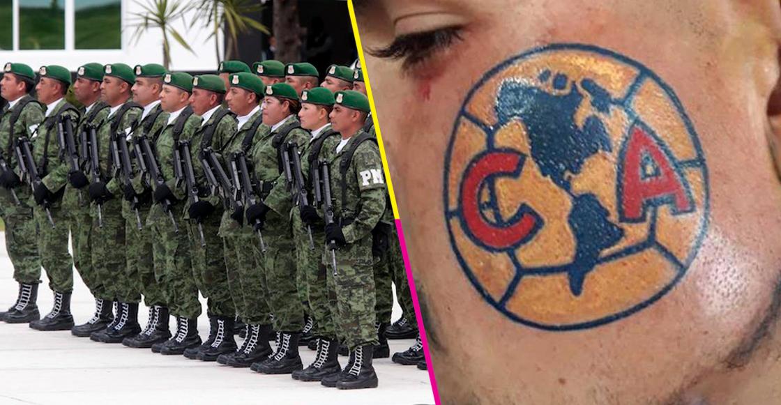Nomás no se amontonen: Personas con tatuajes ya podrán ingresar al Ejército