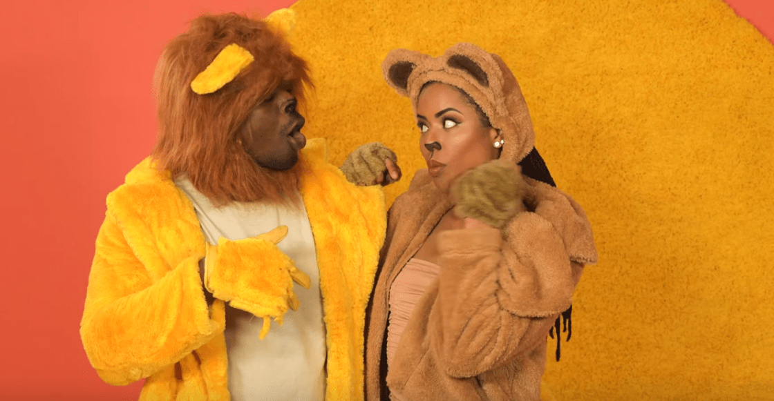 Esta noche es para amaaaar: Hay una parodia NOPOR de 'El Rey León' y no sabemos qué pensar