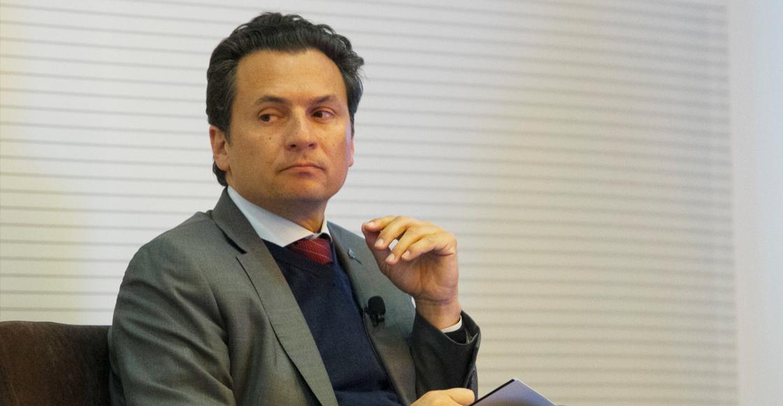 ¡Va de nuez! Suspensión definitiva contra detención de Emilio Lozoya