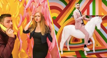 Aunque usted no lo crea: En Budapest existe el primer Museo de la Selfie