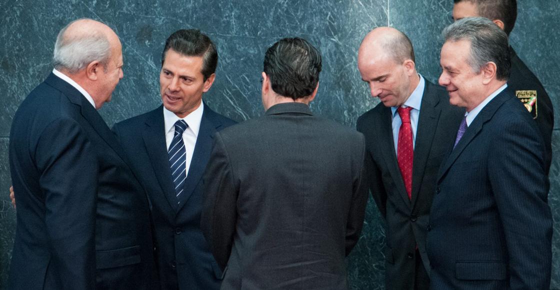 Ya se armó: Pide Lozoya citar a declarar a EPN, Videgaray, Coldwell y Ochoa Reza