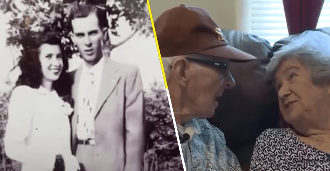 Amor eteeernooo: Esta pareja estuvo casada por 71 años y murieron el mismo día