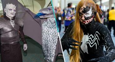 ¡Checa los mejores cosplays de la San Diego Comic-Con 2019!