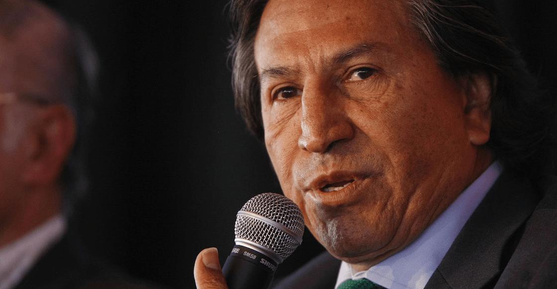 ¡Pum! Arrestan al expresidente de Perú acusado de corrupción en el caso Odebrecht
