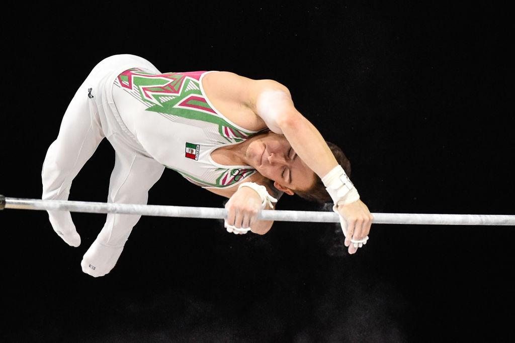 ¡Por fin! México obtuvo su 13ª medalla de oro en anillos dentro de gimnasia artística
