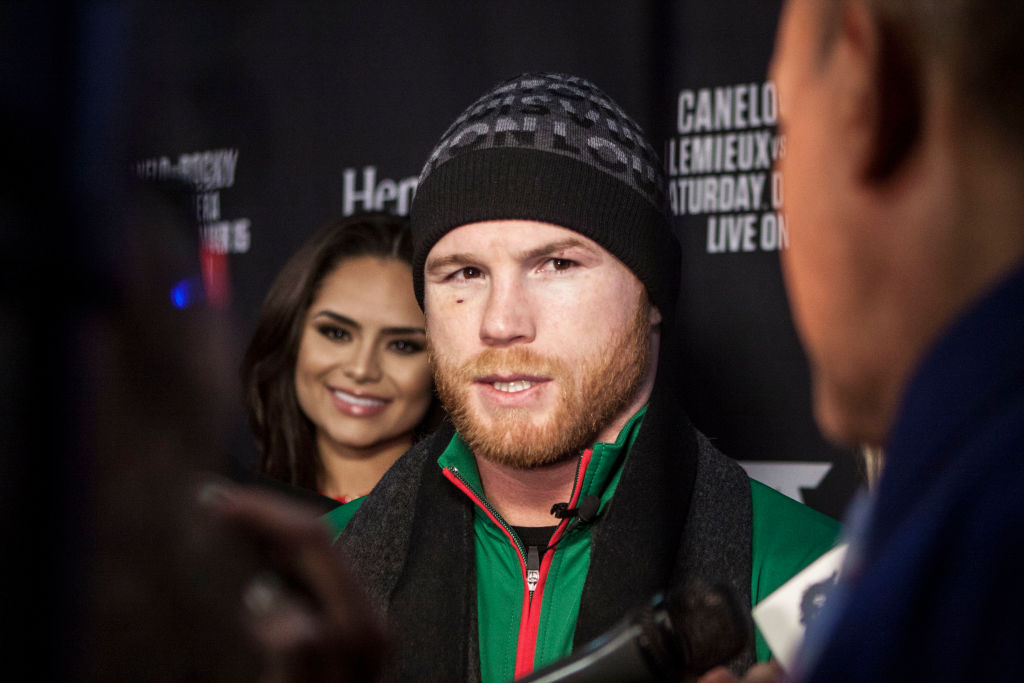 SAT condona impuestos al 'Canelo' Álvarez, el boxeador mejor pagado del mundo