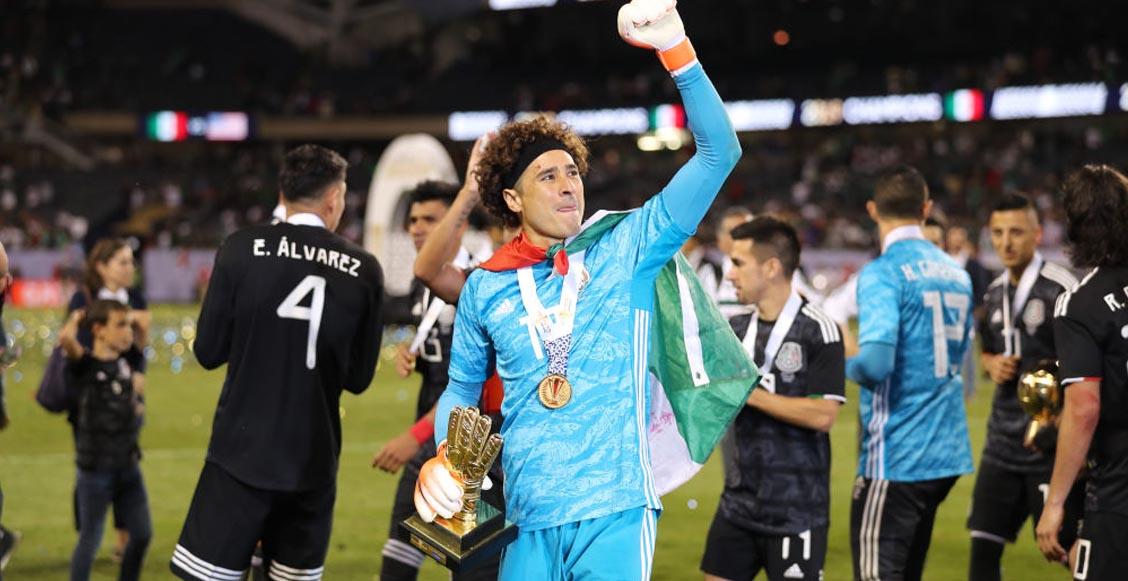 #NoMemoNoParty: El mundo del deporte se 'rindió' ante Guillermo Ochoa por su cumpleaños