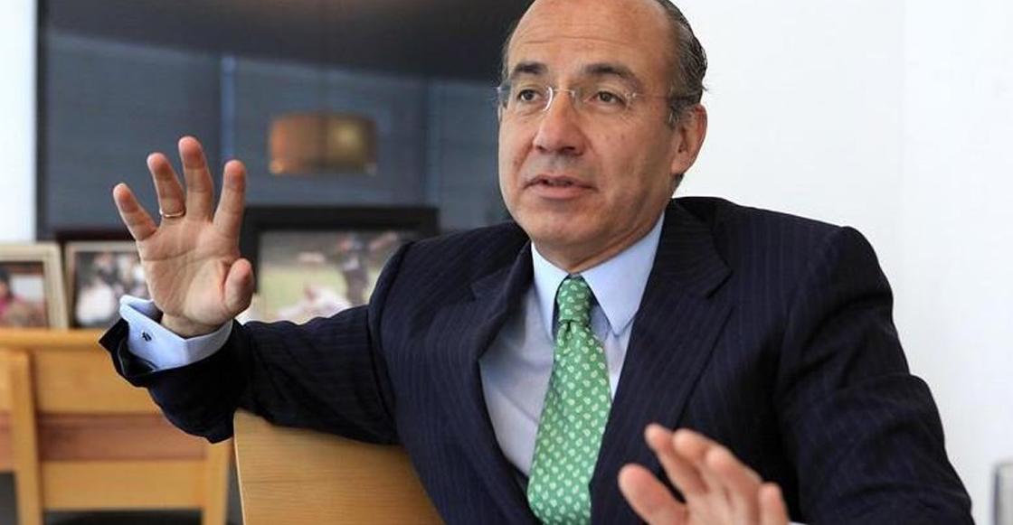 Calderón ya salió al quite y negó que esté detrás de las protestas de la PF