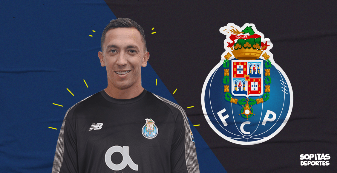 ¡Ya es oficial! Agustín Marchesín es nuevo portero del Porto