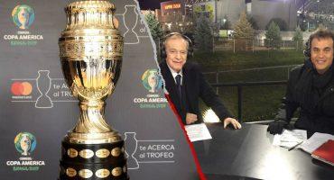 ¡Final de Copa Oro y Copa América serán transmitidas por ESPN!