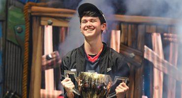 El campeón de Fortnite ganó más dinero que todas estas competencias mundiales