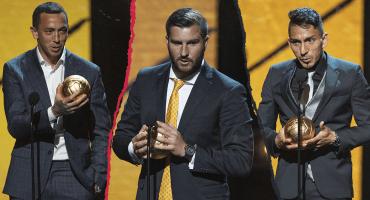 Los ganadores del Balón de Oro de la Liga MX 2018-19