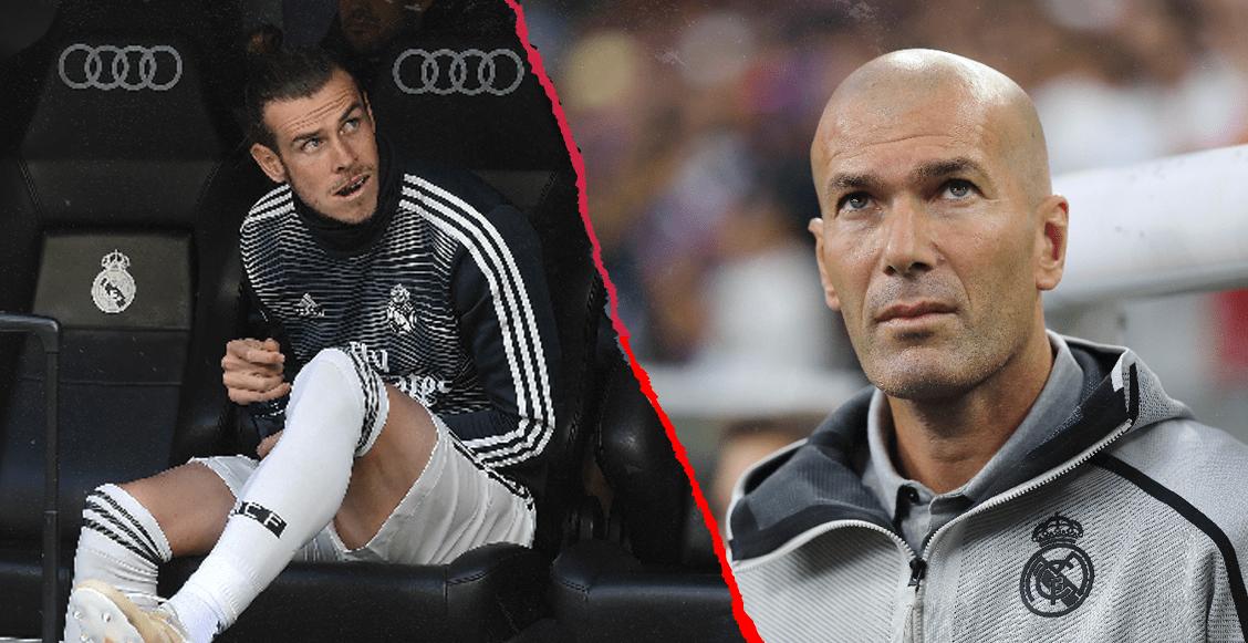 Gareth Bale se va del Madrid en máximo 48 horas, lo dice Zidane:
