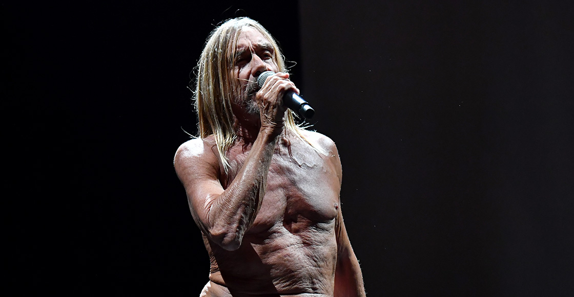 Iggy Pop se pone romántico y divertido con la canción 'James Bond'