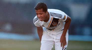 Giovani Dos Santos acusa al Galaxy por tratar mal sus lesiones: