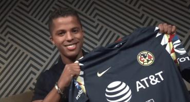 ¿Cuándo debutará Giovani Dos Santos con el América?