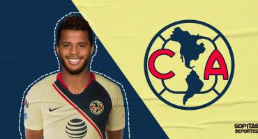 ¡Bombazo Águila! Giovani Dos Santos es oficialmente jugador del América