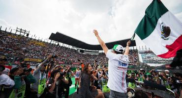 Gran Premio de México va por buen camino rumbo a la renovación