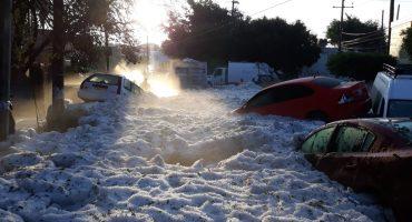 Granizada en Guadalajara capta atención internacional, ¿por qué ocurrió?