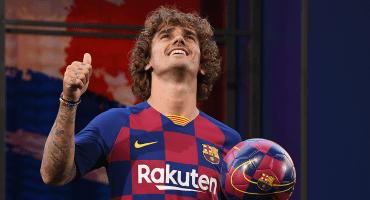 Griezmann confiesa cómo fue el momento en que Barcelona le comunicó su fichaje: