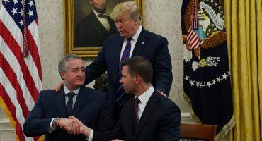 Guatemala y Estados Unidos firman un acuerdo sobre asilo (cof cof Tercer País Seguro)