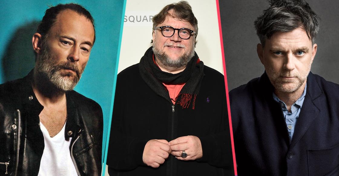 Esto es lo que piensa Guillermo del Toro del cortometraje de Thom Yorke y Paul Thomas Anderson