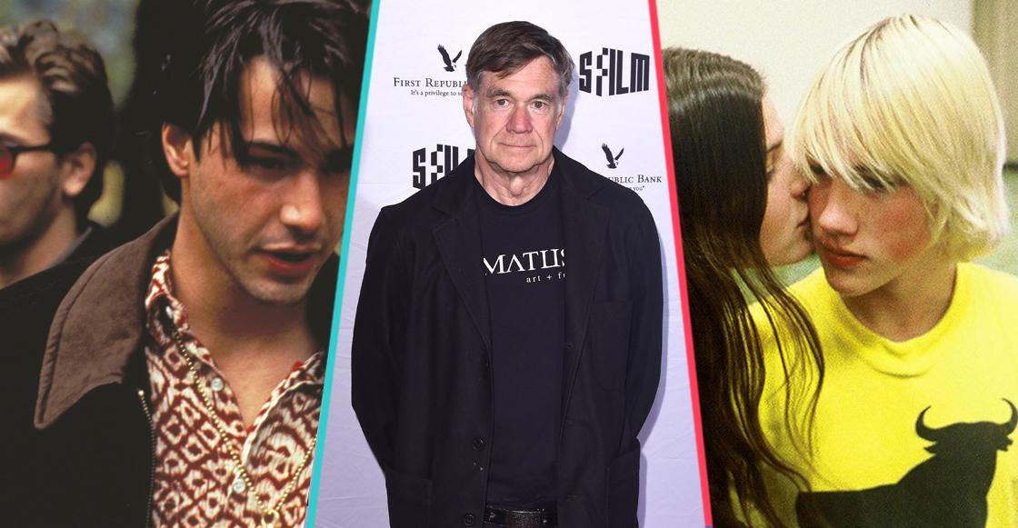 Gus Van Sant será reconocido en el Guanajuato International Film Festival 2019