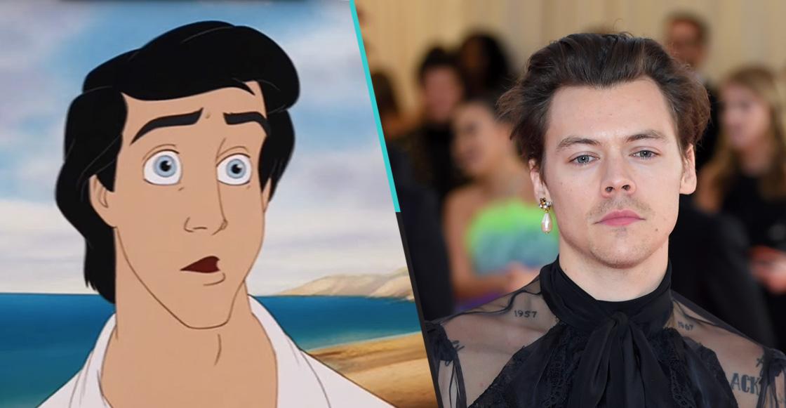 Si no es Harry Styles, ¿quién podría ser Eric en el live action de 'La sirenita'?