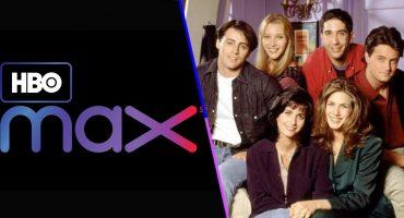 HBO Max: La plataforma que será el monstruo del streaming (y dueña de 'Friends')