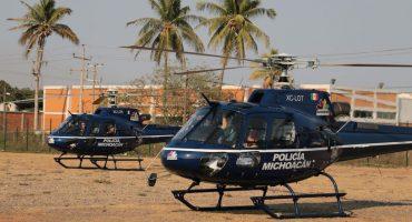 Se desploma helicóptero en Michoacán; murieron dos funcionarios estatales