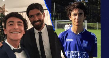 Hijo del 'Loco' Abreu es llamado a la Selección Mexicana