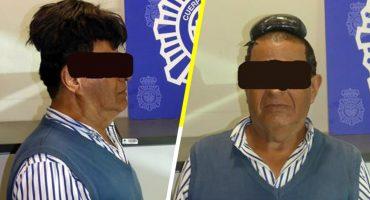 Y en la nota idiota del día: Lo atraparon por intentar pasar cocaína al aeropuerto en su peluquín