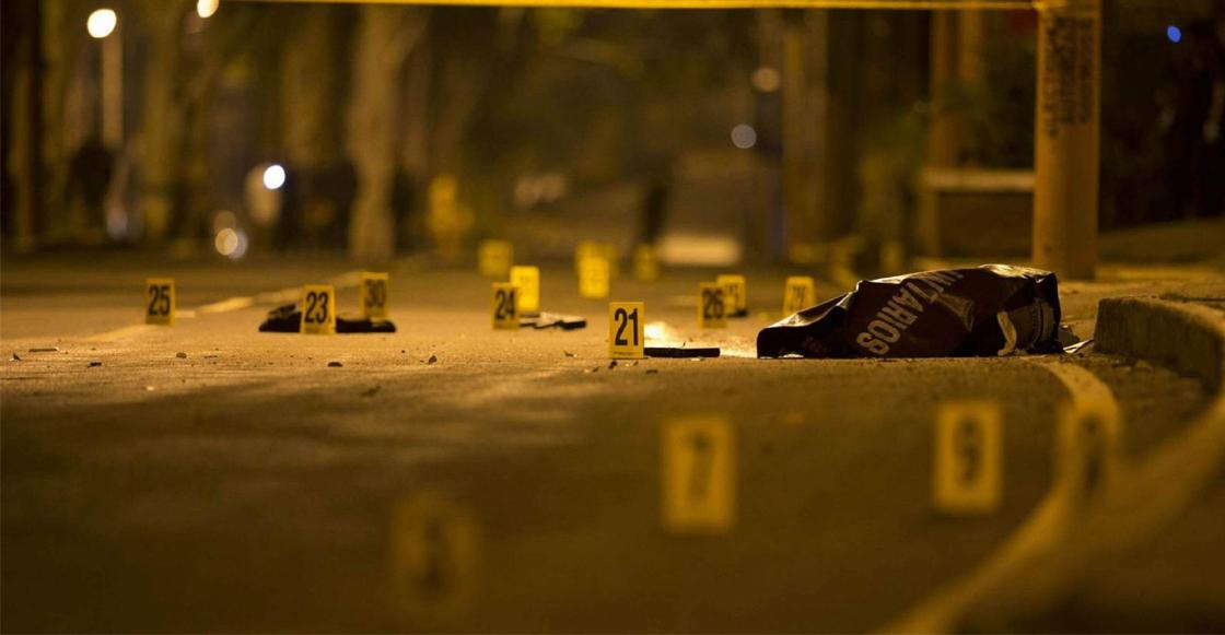 El año pasado se registró la mayor tasa de homicidios de la que se tiene registro: INEGI