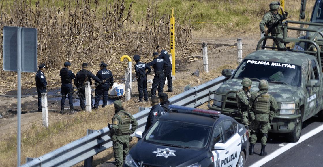 De Nuevo León a CDMX, así opera el robo hormiga de huachicoleros