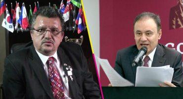 Ignacio Benavente Torres afirma que lo usan para desvirtuar al movimiento de la PF