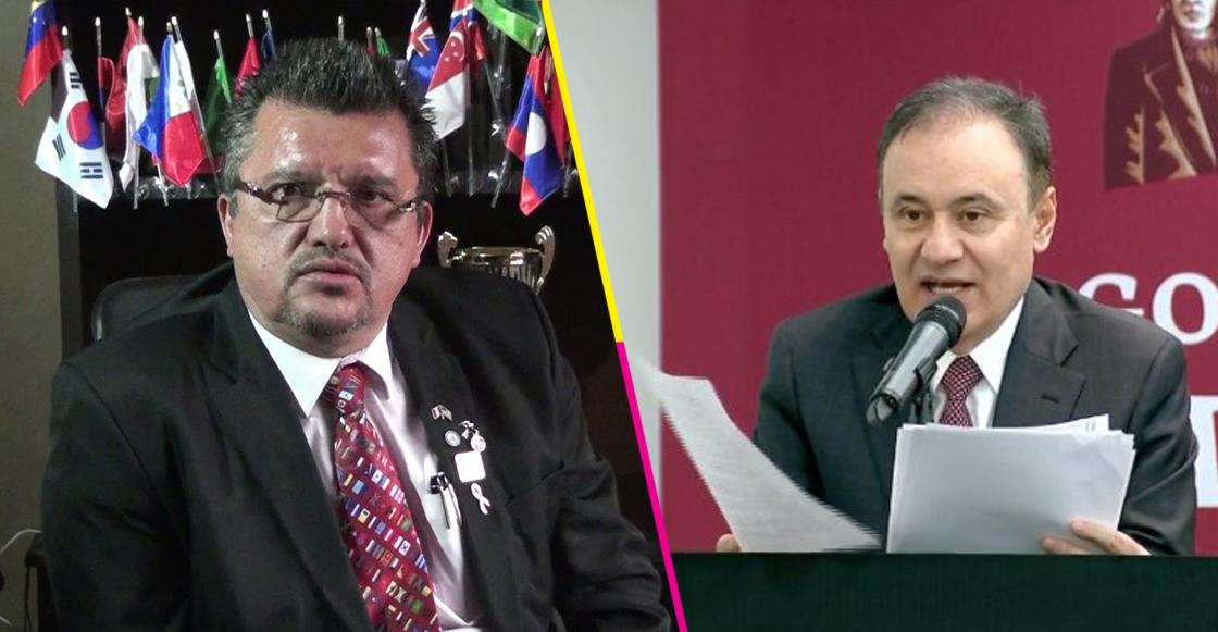 Ignavio Benavente Torrres afirma que lo usan para desprestigiar al movimiento de la PF
