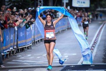 En imágenes y video: así se vivió el Medio Maratón de la CDMX 2019