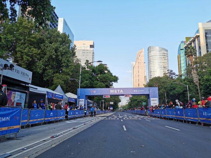 Uno más: Medio Maratón de la CDMX ha sido pospuesto hasta octubre
